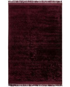 Viscose Vloerkleed Pearl Bordeaux