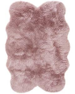 Faux Fur Elmo Roze